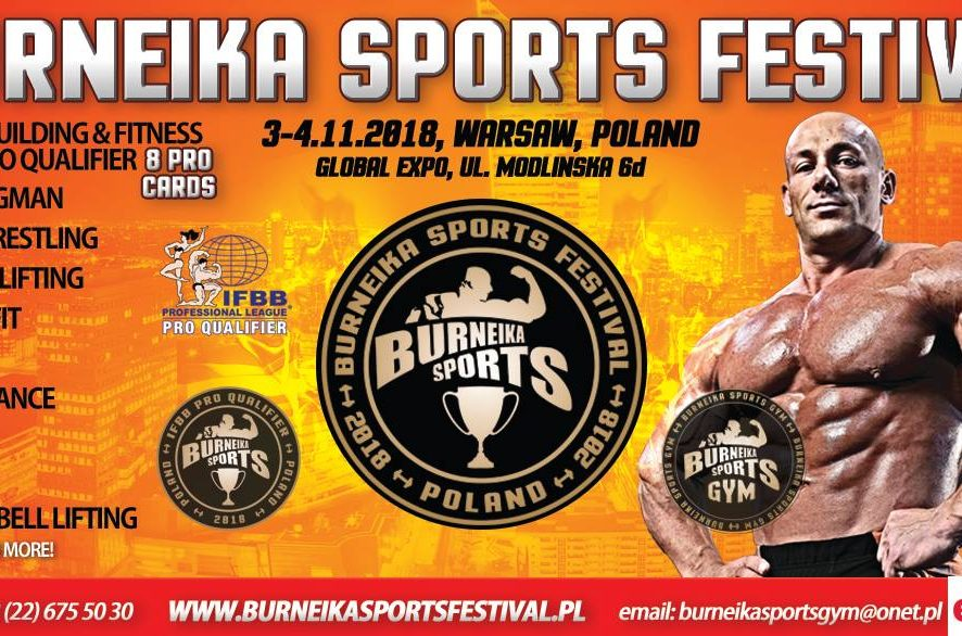 Burneika Sports Festiwal